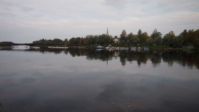 Pielisjoki jokimaisema