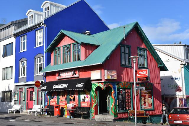 Islandia Reykiavik 12
