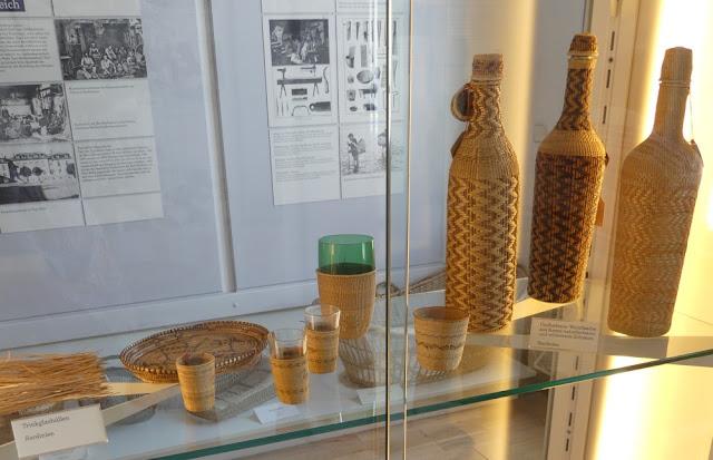 Deutsches Korbmuseum Michelau - Flechtkunst aus Sardinien