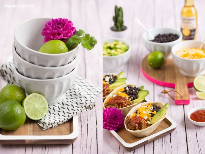 Mexican Taco Bar Ideas