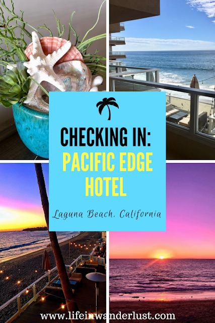 Laguna Beach Hotels - Pacific Edge Hotel Review