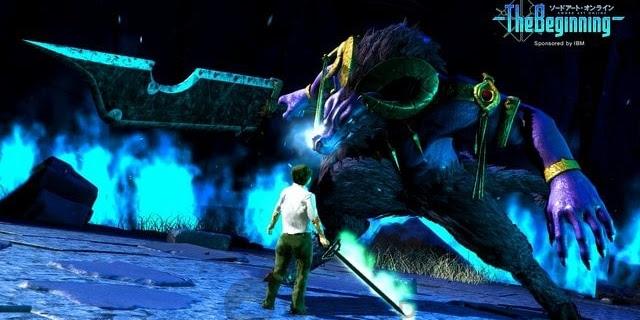 Sword Art Online: The Beginning - First Photos