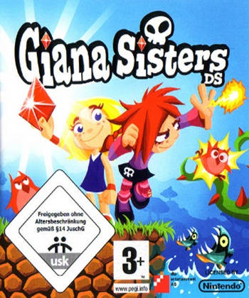 Giana Sisters 2D PC Game Español