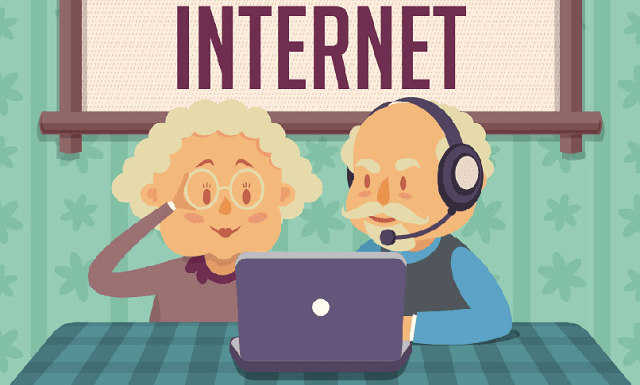 The Grandparent's Guide to the Internet