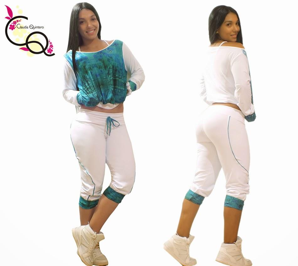 ropa deportiva colombiana