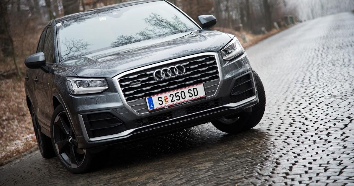 autofilou.at: Speed-Date mit dem Audi Q2 auf der Höhenstraße!