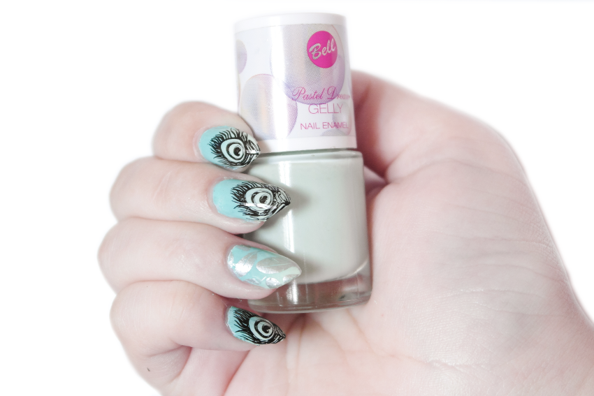 Bell PASTEL DREAM Gelly Nail Enamel nr 03