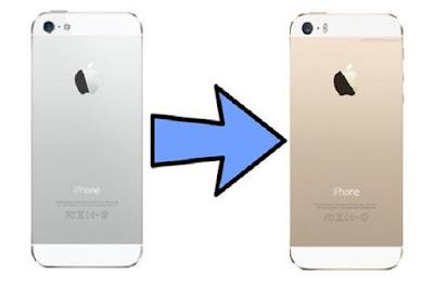 Dịch vụ thay vỏ iPhone 5s lấy ngay