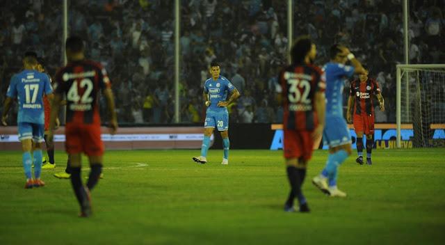 superliga 2018 2019 - belgrano de cordoba 0 san lorenzo 0 - imagenes belgrano de cordoba