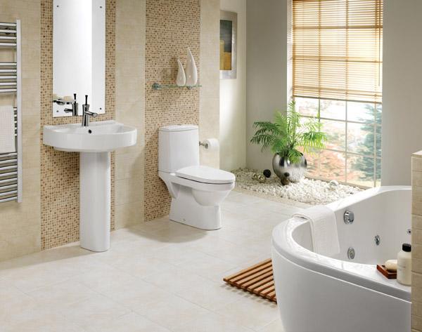 Những vấn đề lưu ý khi thiết kế nội thất phòng tắm chung cư