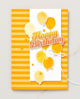 Stampin' Up! Birthday Card ~ Blow Out the Candles