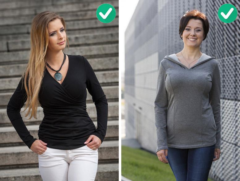 Женщины высокого роста большая грудь — img 5
