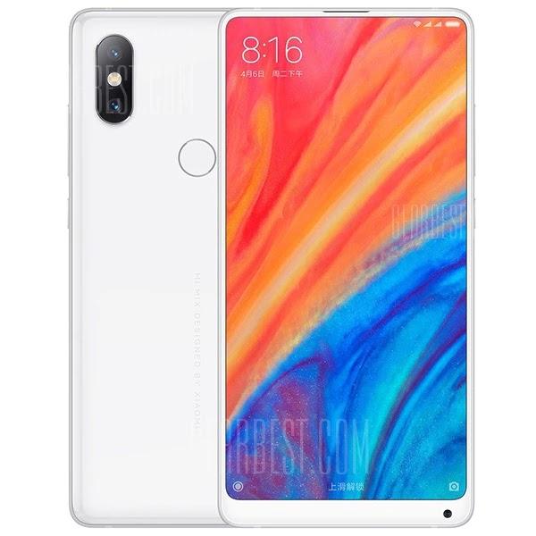 Xiaomi MI MIX 2S 4G Phablet Global Version Gearbest Coupon