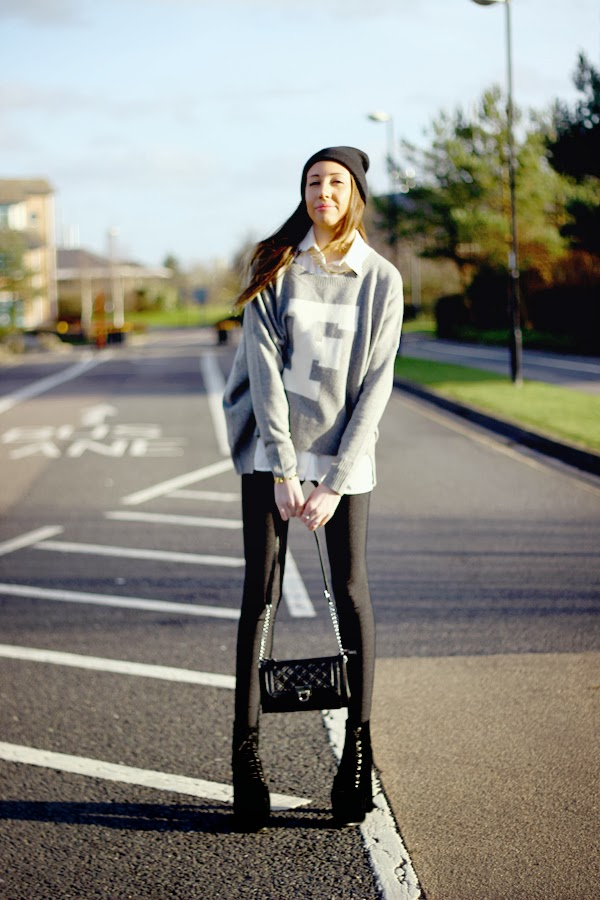 ddb53f7f05 French Connection, Oversized Jumper, French Connection Jumper, Top Fashion  Bloggers, Top Fashion