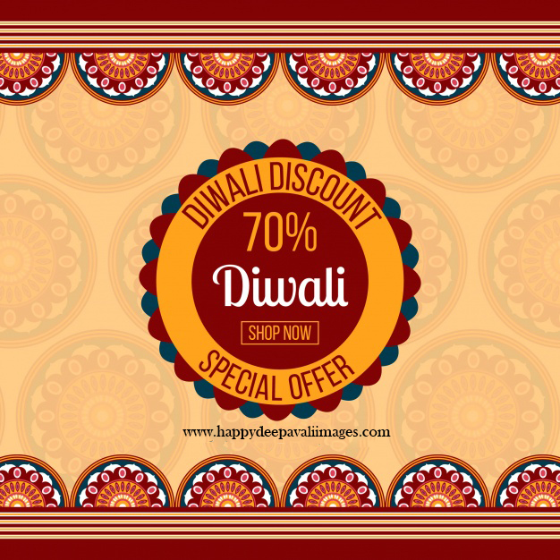 Beautiful Diwali Greeting cards for sales and marketing 70% off