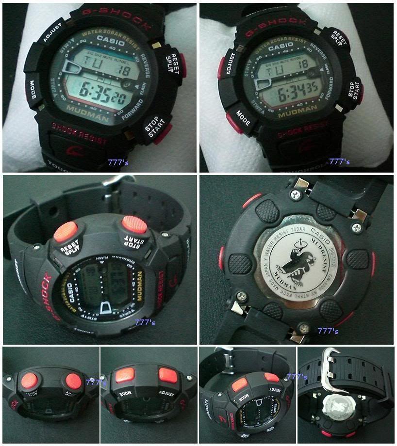 bac6bcdb72e8 Zona Casio  Cómo evitar comprar un Casio falso... o saber si lo es ...