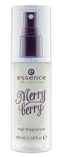 ESSENCE - Merry Berry - Hair Fragance - Colonia para el Cabello