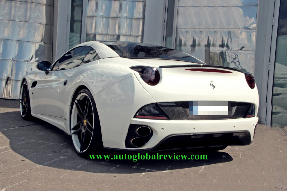 Novitec Rosso Ferrari California Supercharged 2010
