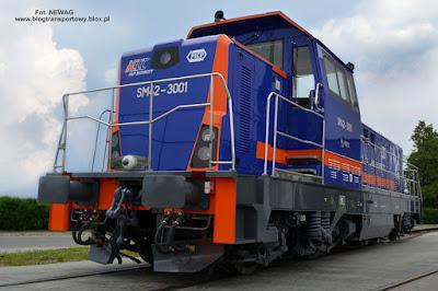 NEWAG 18D, SM42-3001, PKP Intercity