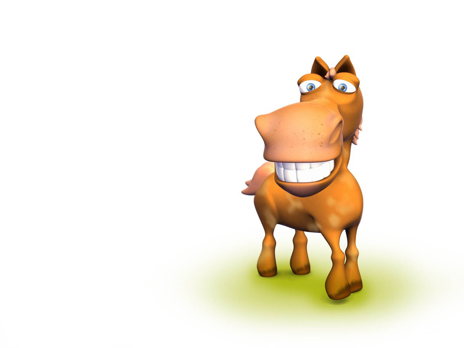 wallpapers: Funny 3D Animals