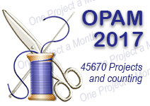 OPAM (One Project A Month)....