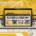 المجموعة الخامسة من أعمال ويب تكنيك لتصميم المواقع والمدونات الإلكترونية