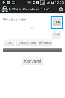 Cara Convert Video ke MP3 di Smartphone Android
