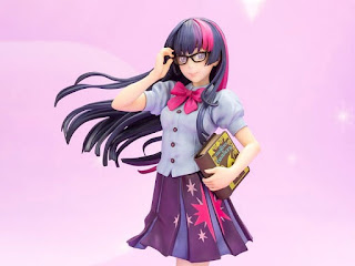 Kotobukiya Twilight Sparkle Bishoujo Statue Pre-Orders Now Available