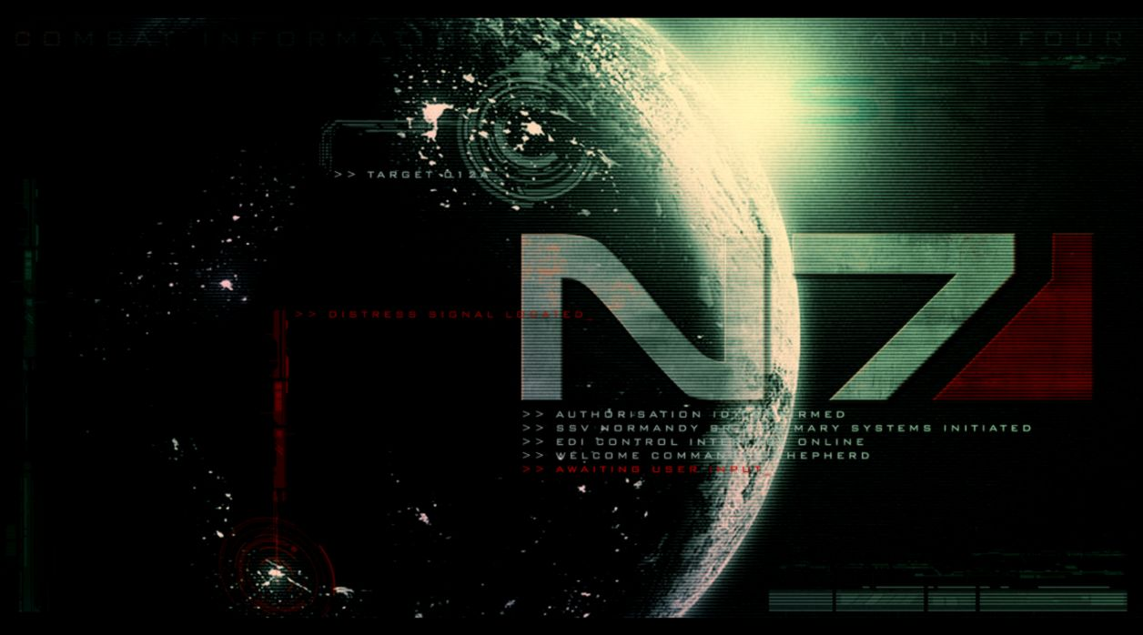Free Coloring Pages Mass Effect N7 Wallpaper Hd