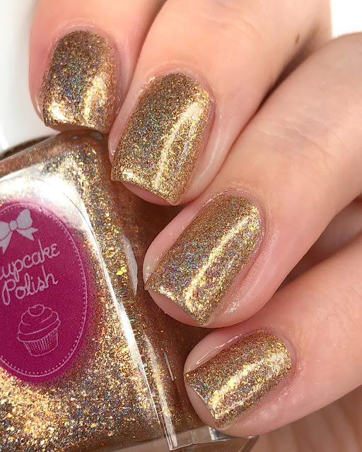Cupcake Polish Dead Men Tells No Tales 25 Sweetpeas