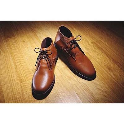 Grosir Sepatu Kulit Pantofel