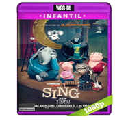 Sing: ¡Ven y canta! (2016) Web-DL 1080p Audio Dual Latino/Ingles 5.1