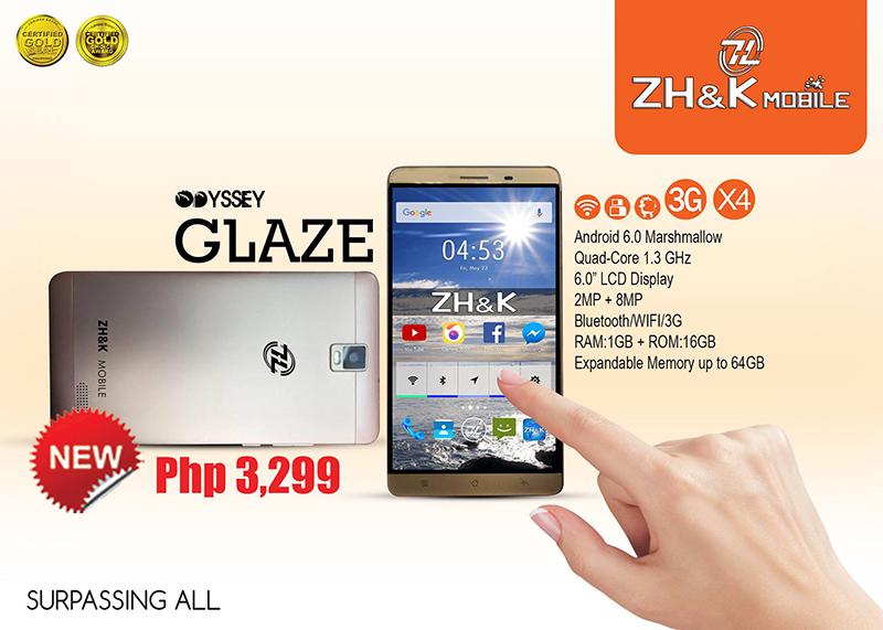 ZH&K Odyssey Glaze