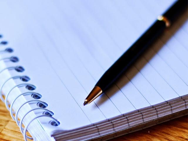 Menulis Juga Dapat Membantu Orang Lain