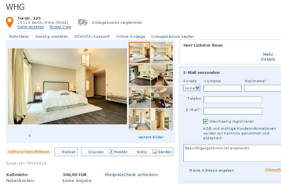 alias herr lichster bean amalienstra e 19. Black Bedroom Furniture Sets. Home Design Ideas