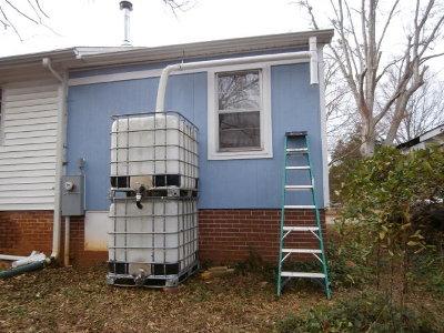 5 Acres Amp A Dream Rainwater Catchment At Last