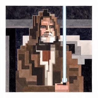 Obi Wan - Adam Lister