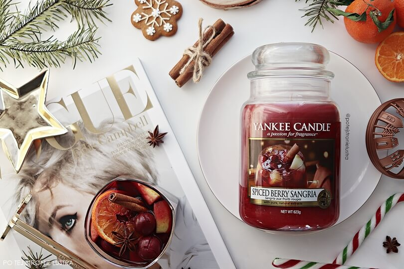 yankee candle spiced berry sangria 2018