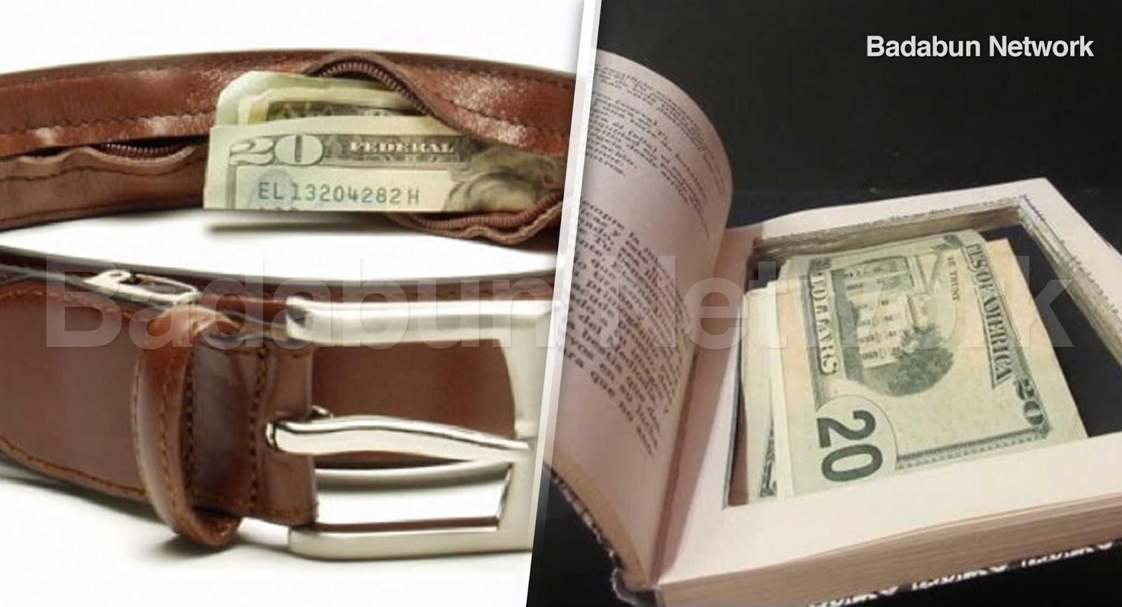 Blog para optimizar badabun los 12 mejores lugares para esconder tu dinero nunca te robar n - Tener dinero en casa ...