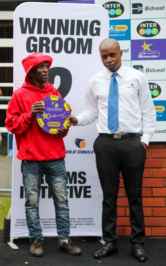 Grooms Initiative Winner - 26th December 2019 - Race 3 - Piet Khambula - CRIME SCENE