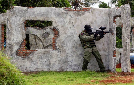 Paintball Ancol