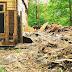 Otwocki opuszczony świdermajer i las