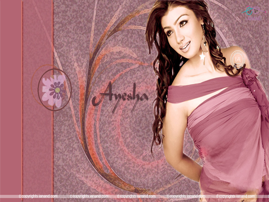 Ayesha Takia Hot Wall-Paper  Amazing Wallpapers-8849