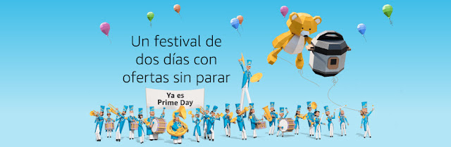 Amazon Prime Day 2019 post seguimiento