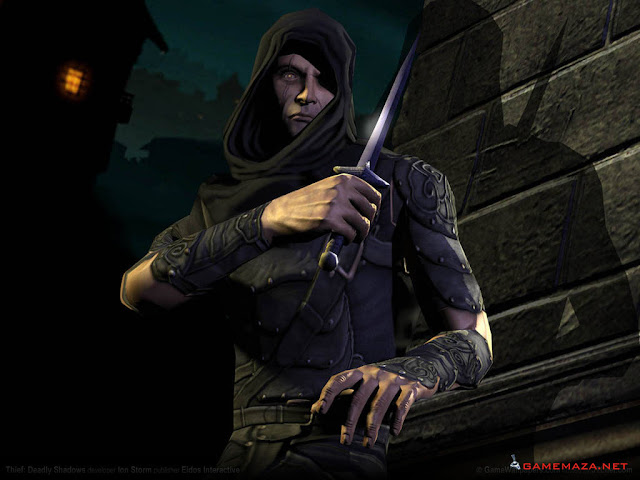 Thief Deadly Shadows Gameplay Screenshot 4