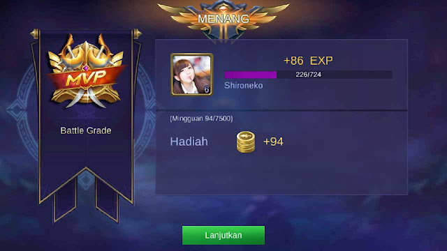 cheat mobile legend 1 hit no root