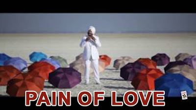 Pain Of Love Lyrics - Harvinder Harry | Punjabi Songs 2017