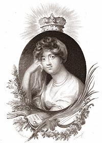 Princess Sophia of Gloucester  from La Belle Assemblée (1806)