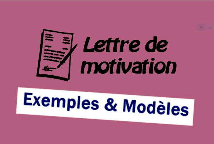 TEMI [Pdf] : 3 Modèles de demande d'emploi  - OFPPT