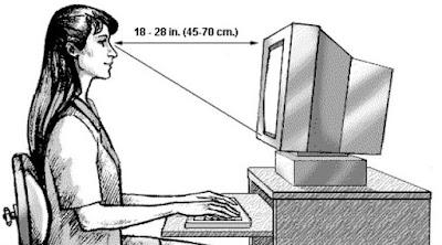 Inilah Penyakit Yang Akan Datang Jika Terlalu Lama Di Depan Komputer